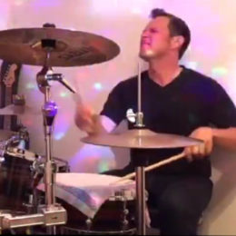 video #2 – das Tier an den Drums
